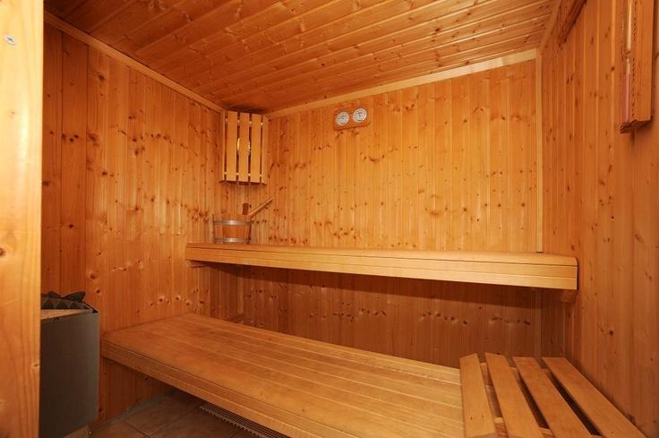Sauna villa Hoorn comfort 4
