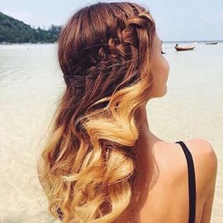 This is something I call the Beach Waver