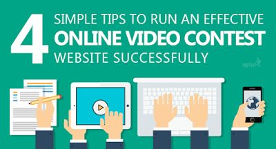 In today's world of online business competition, many organizations are focusing on an online contest industry to build their company brand effectively and enhance their company's growth.