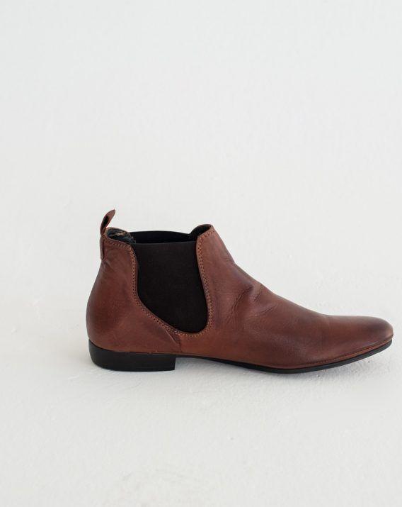 Nila Boots - Brandy - Blossom & Glow