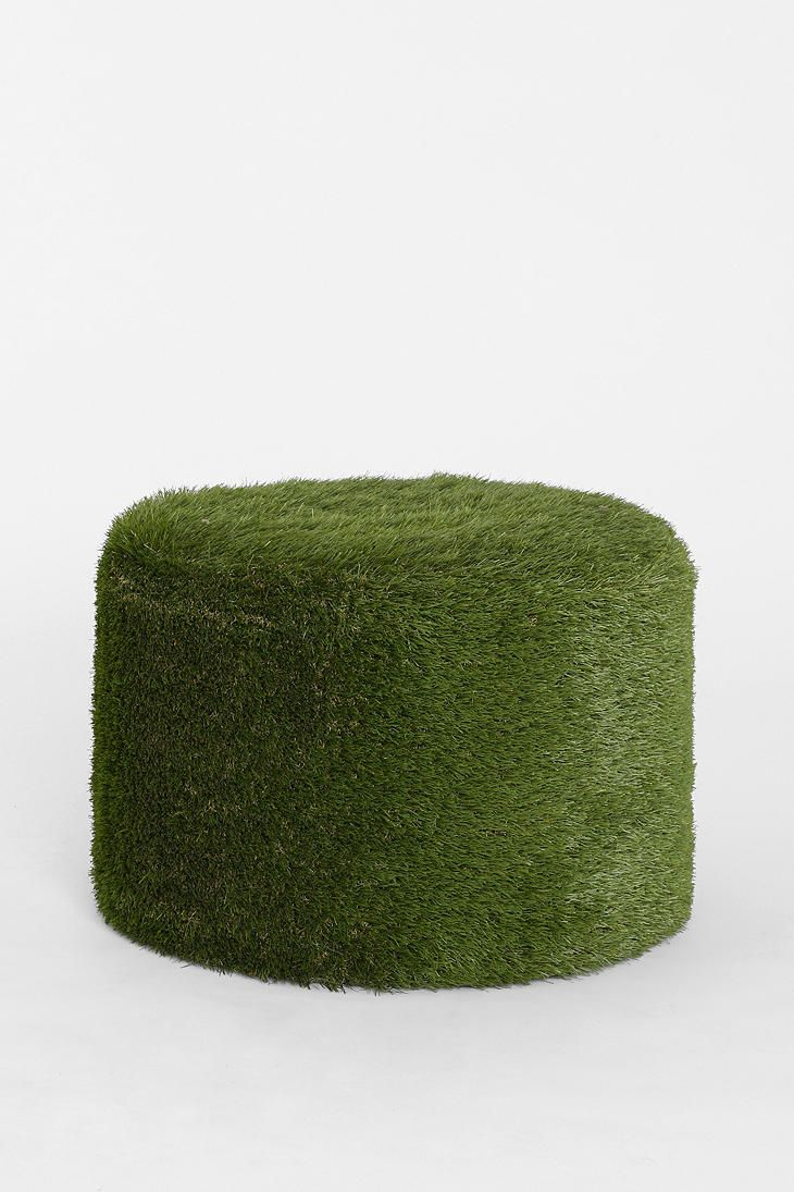 Grass Stool Fake Grass Artificial Turf Grass