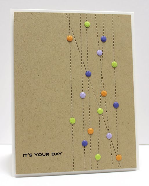 Stitched Strip Die-namics, Birthday Sentiments - Jody Morrow  #mftstamps
