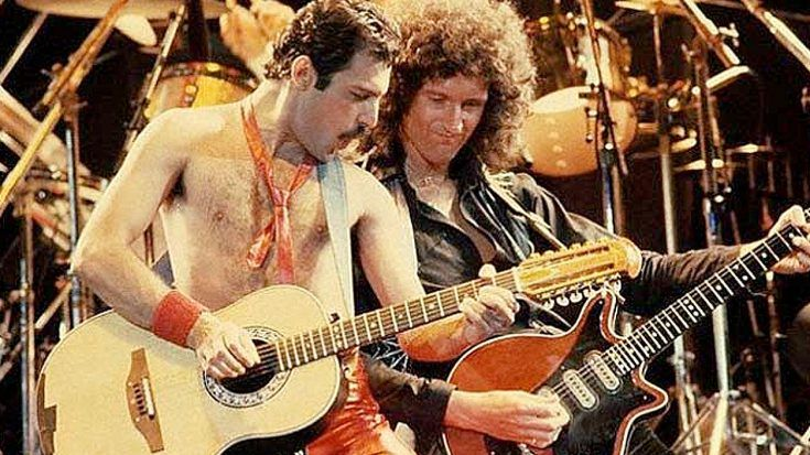 Queen's Brian May Reveals The Most Heartbreaking Moment Of Freddie Mercury's Last Days