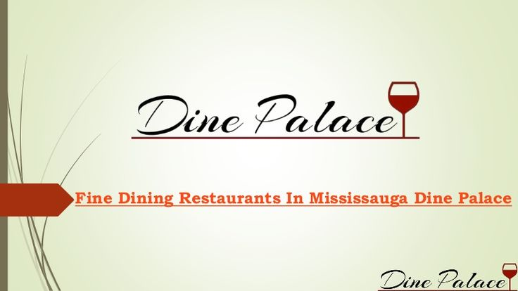 Dine Palace is a leading market place that brings to you a selection of various Fine Dining Restaurants in Mississauga. The city of Mississauga is filled with restaurants that offer you a range of cuisines and dining styles. The fine dining restaurants in Mississauga is all about enhancing your food journey.