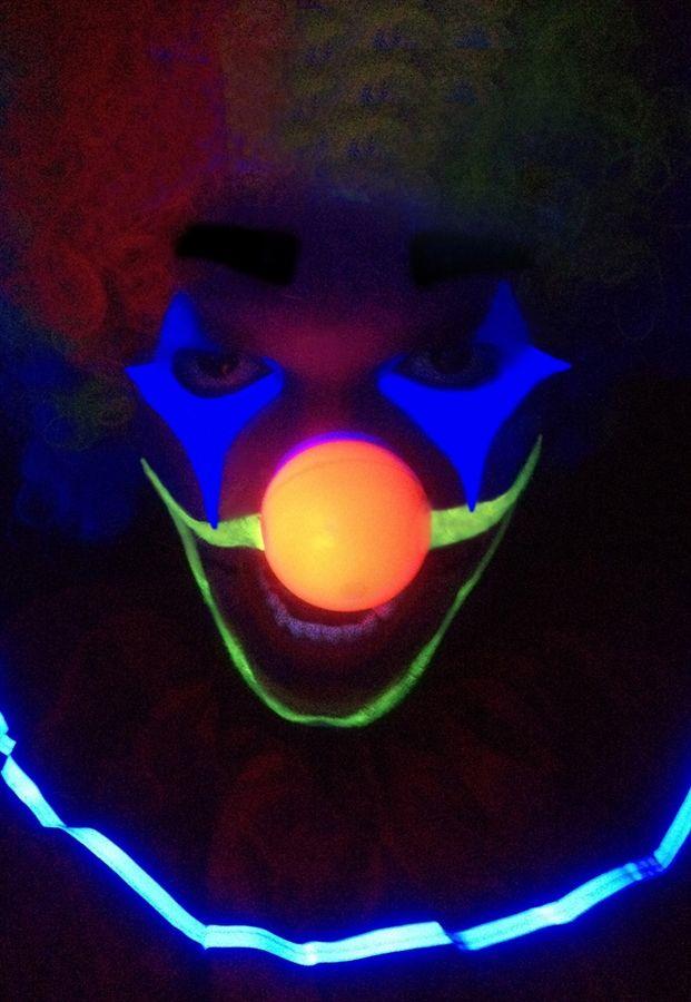 Tinta Facial Liquida Fluorescente (15ml) | Acessórios de Réveillon |