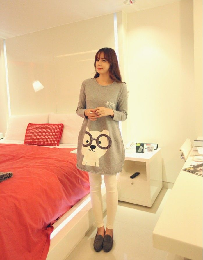 Maternity clothing  nursing long sleeve dress nursing t shirt cartoon graphic patterns 410-inSleep & Lounge from Mother & Kids on Aliexpress.com | Alibaba Group