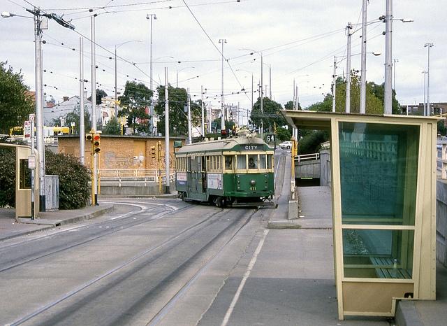 Tram - St Kilda - Melbourne