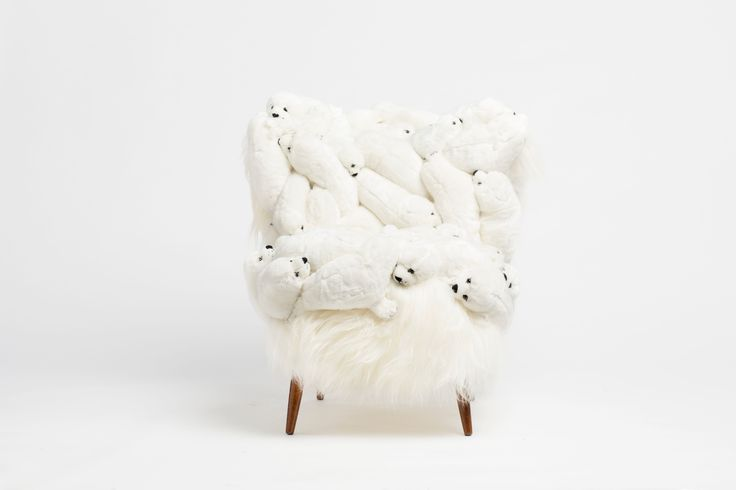 Miss Yeti Chair