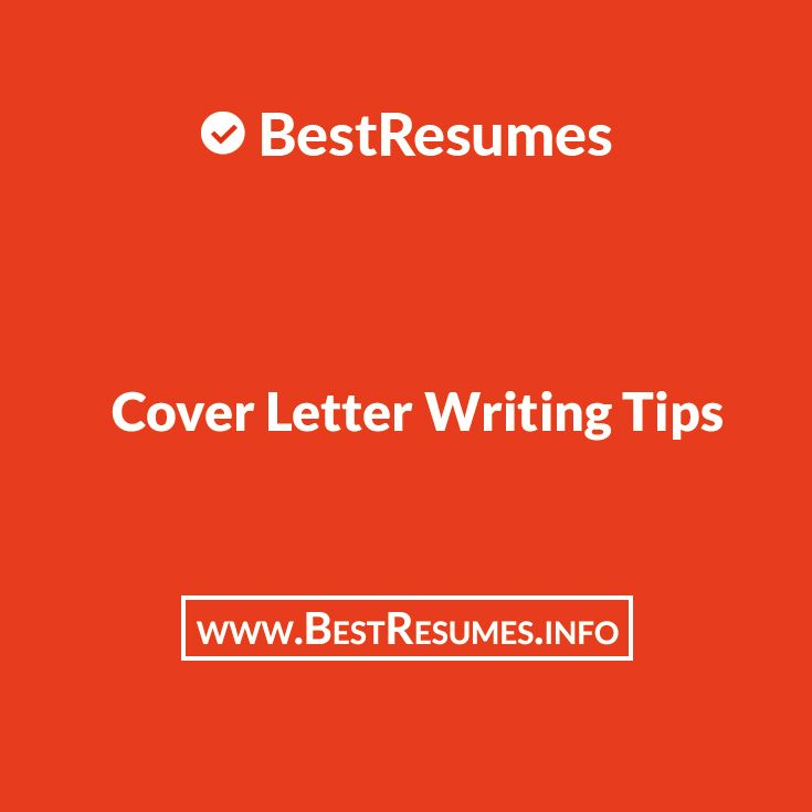 Discover Cover Letter Tips And How To Write A Better Letters Are An Essential Part Of The Resume Applying Job Position