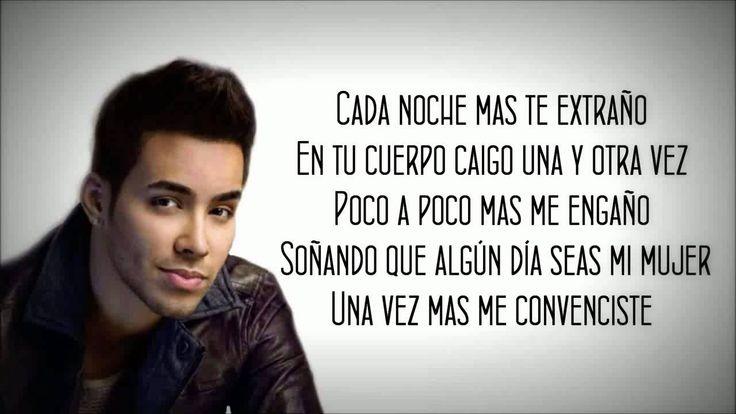 Prince Royce   Me Encanta + Letra