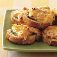 Cuban Toasties from Rachael Ray - my new favorite appetizer!!