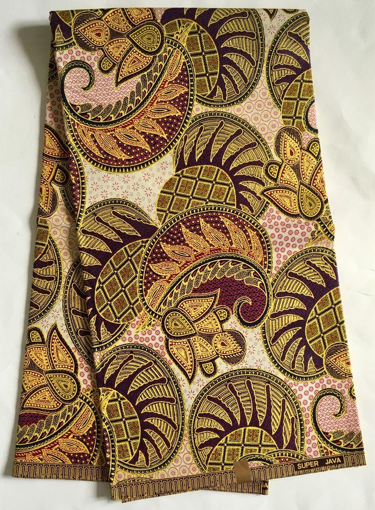 House of Mami Wata African Print Fabrics https://www.etsy.com/listing/537545262/african-print-fabric-dutch-wax-ankara