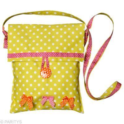 Fabriquer un sac bandoulière