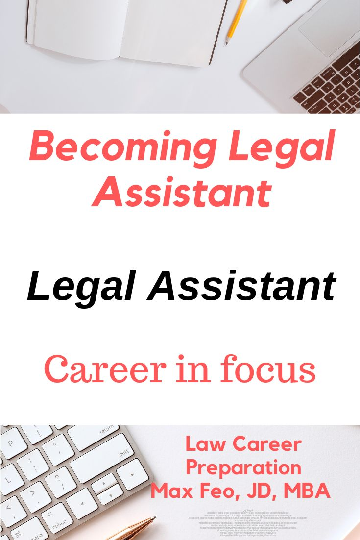 Legal assistant for law career ggl legal assistant