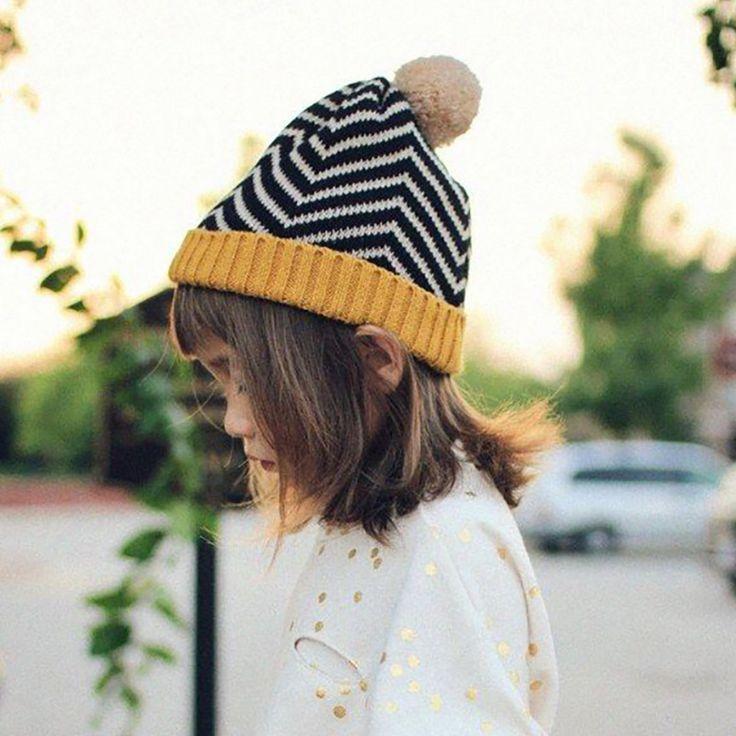 $5.01 (Buy here: https://alitems.com/g/1e8d114494ebda23ff8b16525dc3e8/?i=5&ulp=https%3A%2F%2Fwww.aliexpress.com%2Fitem%2FAutumn-and-winter-children-hat-zebra-ball-ball-knitted-cap-wool-hat-fashion-fashion-high-quality%2F32781329378.html ) Autumn and winter children hat zebra ball ball knitted cap wool hat fashion fashion high quality children's knitted hat for just $5.01