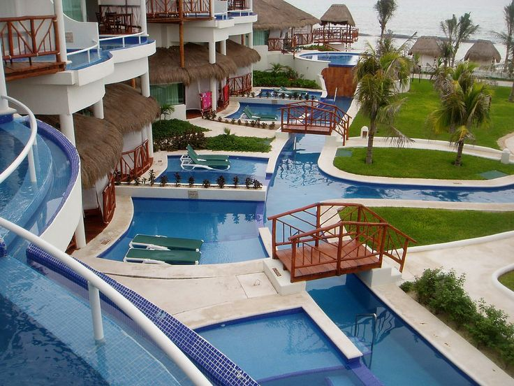 El Dorado Casitas Swim up Suites, Mexico