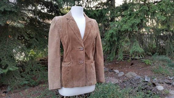Check out this item in my Etsy shop https://www.etsy.com/listing/533301350/vintage-late-70s-early-80s-tan-suede