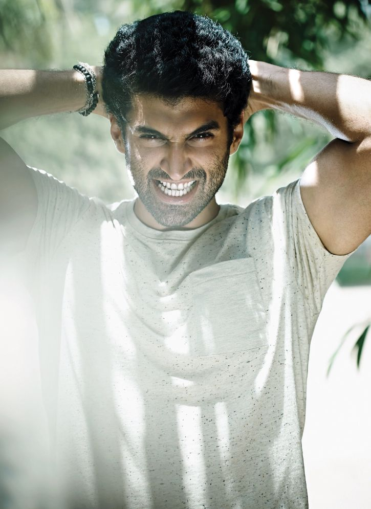 Aditya Roy Kapoor - I love what a naughty but nice guy he is!