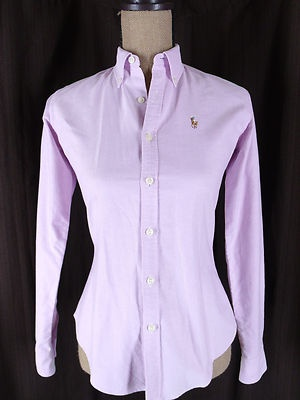 Ralph lauren shirts and button down shirts on pinterest for Womens button down shirts fitted