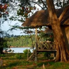Workaway in . Help on a desert  island resort in the Ream National Park, Cambodia