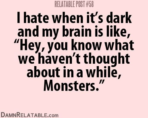 hahaha BUT SERIOUSLY. lol: Giggle, Quotes, So True, Funny Stuff, Thought, Scary Movie, Monsters, Smile