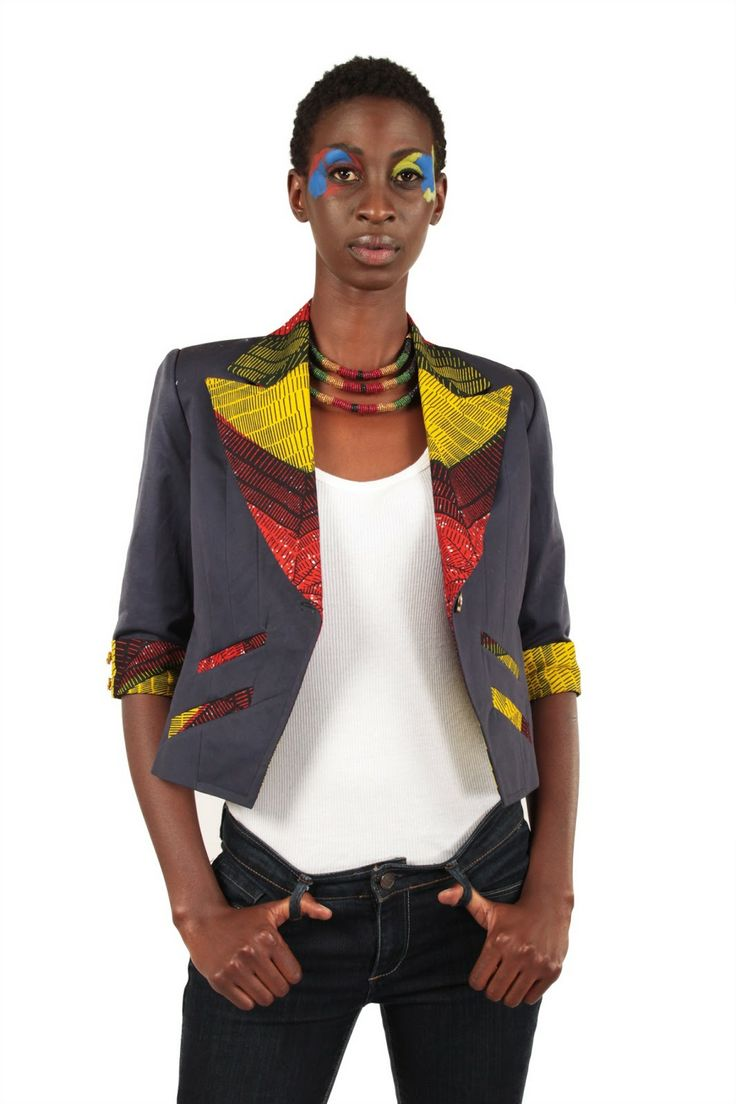 African Print Jackets Designs | Www.imgkid.com - The Image Kid Has It!