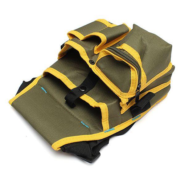 Nuovo Arrivo Hardware Meccanica Strumento Canvas Bag di Tasca Del Sacchetto Sacchetto di Utilità Con Cintura