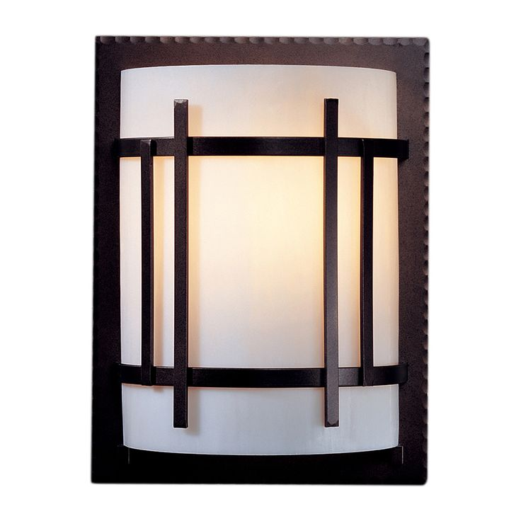 The Hubbardton Forge Bronze Direct For Single Light 100 Watt Wall Sconce From Extended Cage Collection And Save