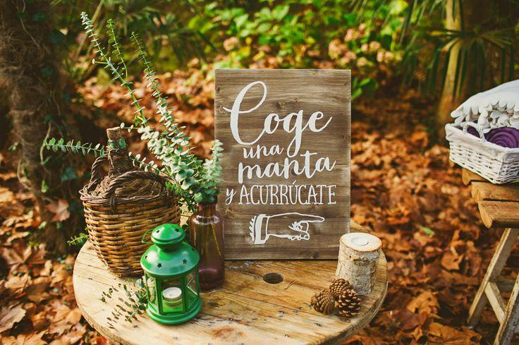 MARÍA & JORDI: BODA VINTAGE EN INVIERNO - Blog de bodas de Una Boda Original