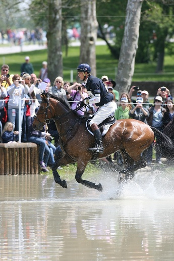 William Fox-Pitt - Cross-Country on winner Parklane Hawk - RK3DE