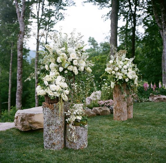 Wedding Altar Outside: Best 20+ Wedding Altars Ideas On Pinterest