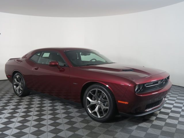 New 2017 Dodge Challenger R T Coupe In Kernersville