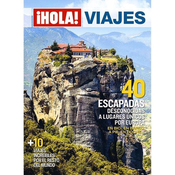 El nuevo especial ¡HOLA! Viajes ya está en quioscos, con 40 escapadas desconocidas a lugares únicos por Europa y 10 viajes increíbles por el resto del mundo. ¡Hazte con él! @hola_viajes  #viajes #hola #holaviajes #especial #revista #revistahola