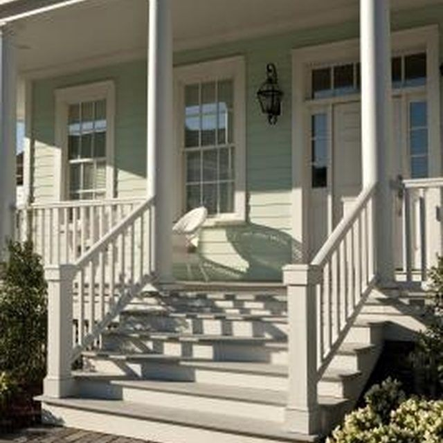Well-maintained vinyl siding remains attractive for years.