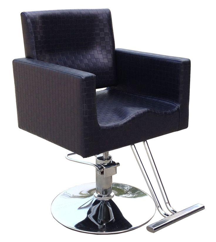 Especial peluquería salones silla corte de pelo. plazas de rotación de la elevación 929