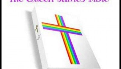 """Gay Bible Rewrites the Word of God Five Supreme Court Justices found within themselves the authority to rewrite the ancient definition of marriage, so a gay group has taken it upon themselves to do the same with the word of God. In an effort to resolve """"any homophobic interpretations of the Bible,"""" the... - See more at: http://patriotnewsdaily.com/#sthash.mfBjYmkg.dpuf"""