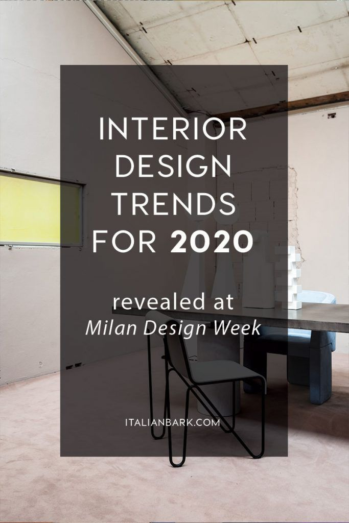Interior Trends 2020 Top 2019 Decor Trends According To Pinterest Trending Decor Interior Trend Latest Interior Design