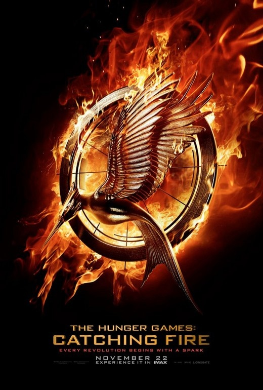 L'image du jour : Hunger Games 2 : Une première affiche... - Actualité Hunger Games - SciFi-Universe [SFU]