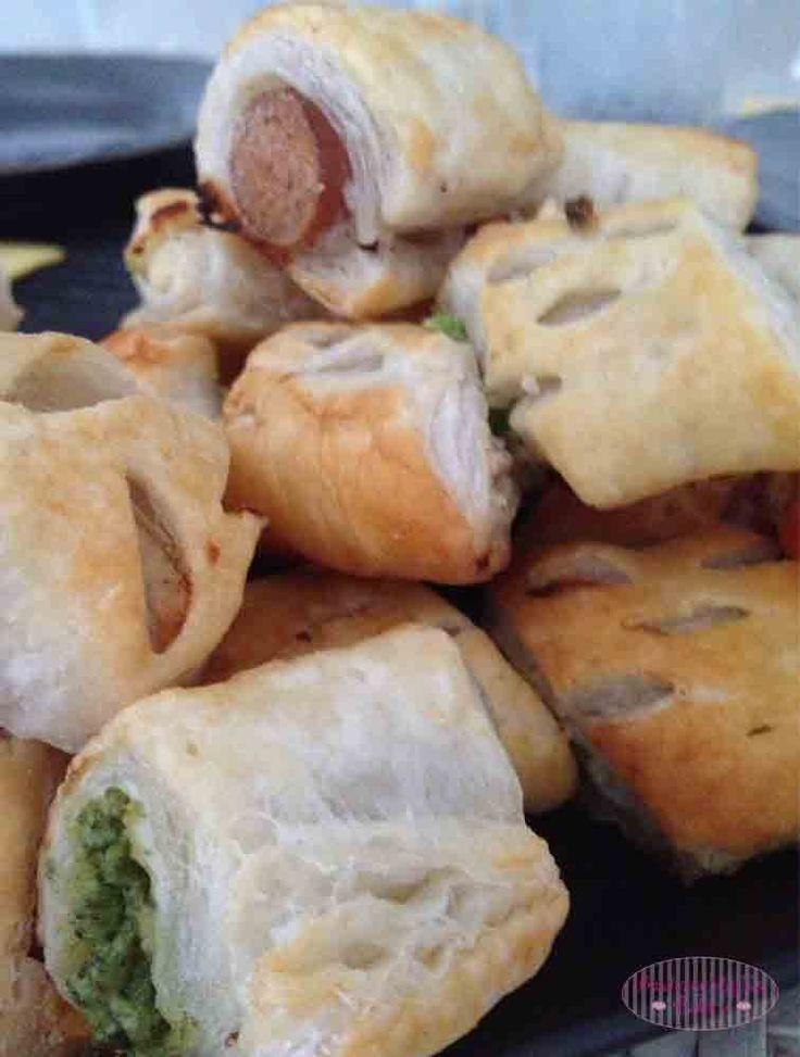 Salatini Misti di Pasta Sfoglia