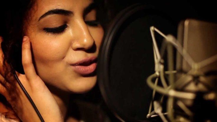Annie Khalid | Annie Khalid - Tujhe Yaad Kiya (Ft Rishi Rich) - YouTube
