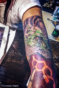 International Tattoo Convention - Day 1 - Bucharest 2015. - Romulus ANGHEL - Picasa Web Albums