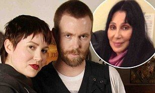 Cher's son Elijah Blue Allman has eloped with his fiancée after his megastar mother shunned their engagement.