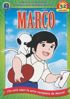 Las Series TV de mi infancia: MARCO (De los Apeninos a los Andes)