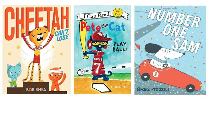 These sportsmanship books tell clever tales of team play, winning, and losing. Any kid who plays sports will relate to and (shhh!) learn from them.