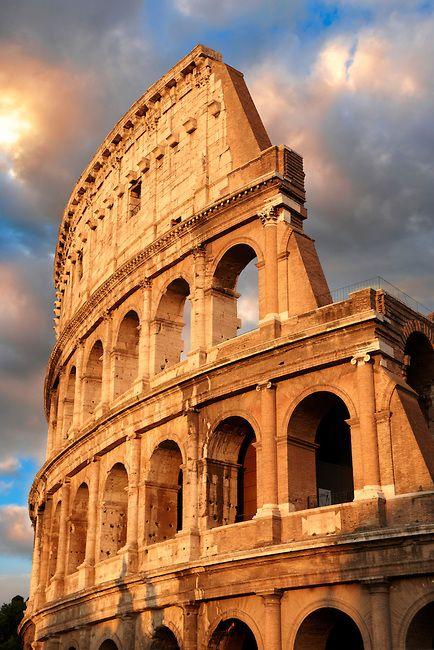 #wanderlust - Rome, Italie (Le Colisée).