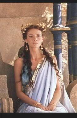 #greek #goddess #hair                                                                                                                                                                                 More
