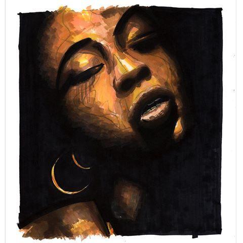 6+4 TU RETRATO, LAURYN HILL #vice #juxtapoz #yorokobu #talenthouse #behance #thefugees #laurynhill #mslaurynhill #music #musica #reggae #soul #jazz #rap #hiphop #illustration #ilustracion #black #blackwomen #africa #unitedstates #jamaica #drawing #draw #dibujo #sketch #sketchbook  #rootsart #rootsone #roots