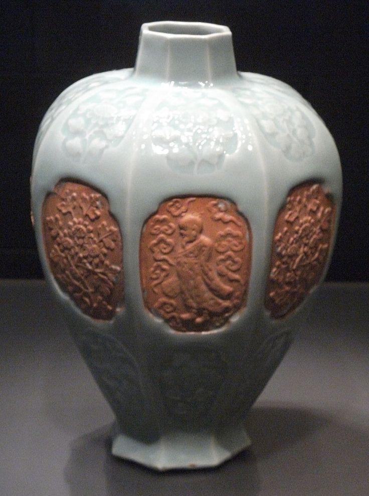 651 Best Celadon Pottery Images On Pinterest Korean Art Korean Style And Chinese Ceramics