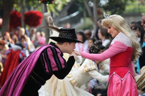 Aurora and Prince Phillip by sillyrach