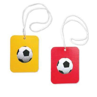 Voetbal Rode+Gele Kaartjes - Hieppp